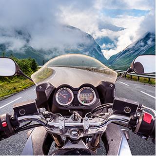Detailnig motociclete